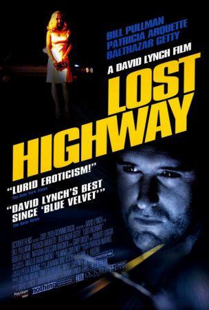 Lost Highway Plakat