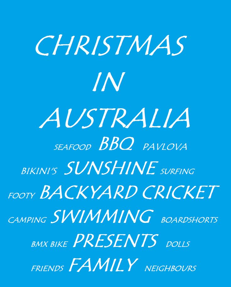 Sounds about right! #Aussie #Christmas #summer #hot