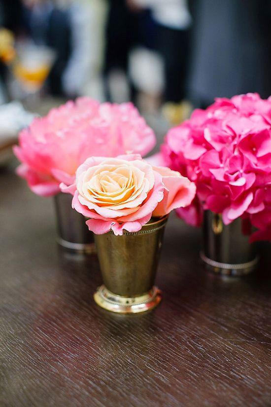 379 best Silver & Petals images on Pinterest | Floral arrangements ...