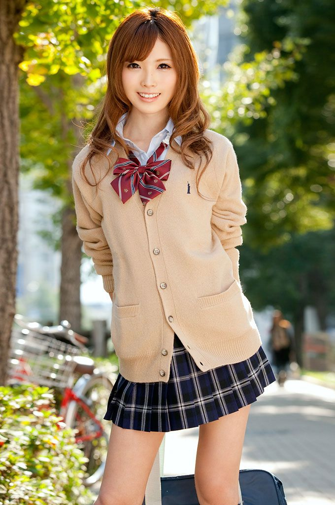 I've always wanted to wear a school uniform. Just thought they looked classy and you can always add accessories to make it reflect your persona. This is a type of Japanese school uniform. Probably my favorite style! #seifuku: