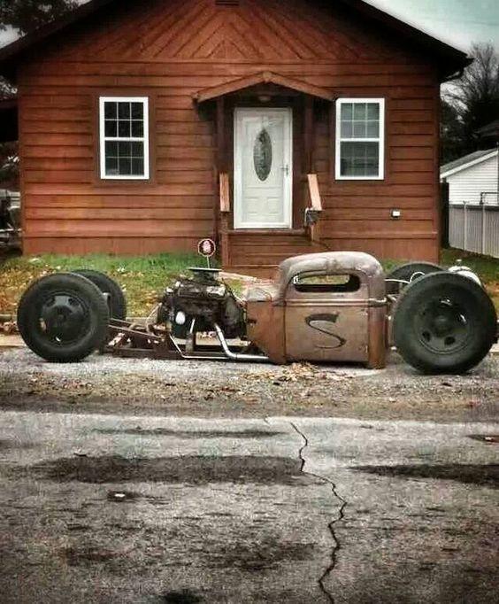 Rat Rods Truck, Rat Rod, Rats