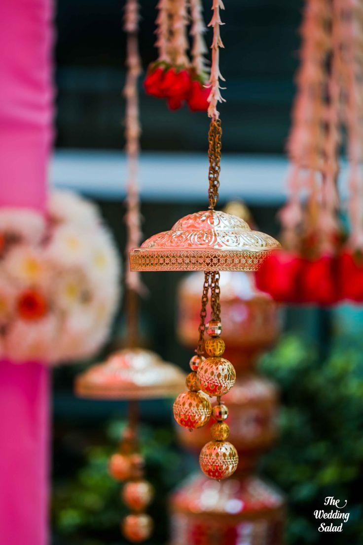 55 best weddind vedi images on pinterest indian bridal indian hangings wedding decor photo by the wedding salad junglespirit Gallery