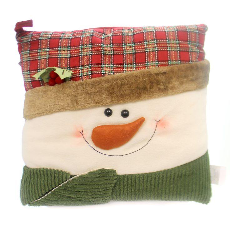 Christmas Country Plaid Pillow Christmas Decor