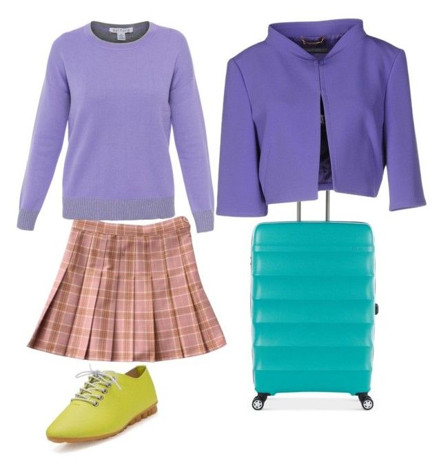 4_?? by fireflowfor on Polyvore featuring polyvore fashion style Belford Alberta Ferretti Antler clothing