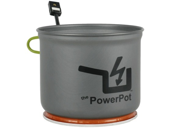 PowerPot transforms the heat from cooking into electricity: Power Generation, Power Pots, Idea, Gadgets, Cooking, The Heat, Products, Thermoelectr Power, Phones