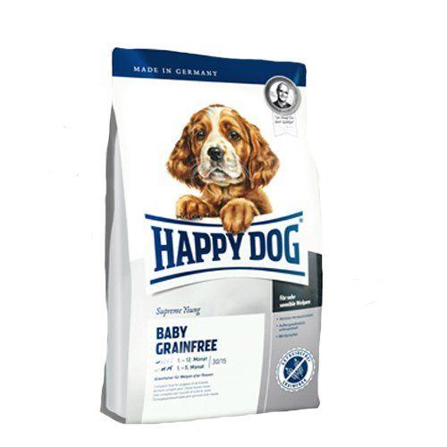 Aus der Kategorie Trockenfutter  gibt es, zum Preis von EUR 10,19  Getreidefrei<br /> <br /> Getreidefreie Nahrung ist eine spezielle Nahrung, die auf einem Eiweiß und einer Kohlenhydratquelle basiert. Ein getreidefreies Hundefutter ist besonders für Hunde geeignet, die auf Getreide (Weizen, Mais, Reis, etc.) sehr sensibel reagieren. Die getreidefreie Nahrung trägt zu einer optimalen Verdaulichkeit bei. Getreide ist sehr viel schwerer zu verdauen und kann bei Hunden mit einer…