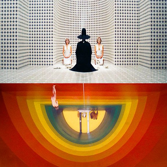 °★ ☽ FORGET ME NOT ☾ ★ °  inspiration  Alejandro Jodorowsky-- The Holy Mountain