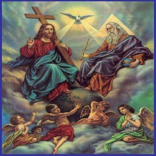 ORACIONES VARIAS - EL DIA 1° DEL MES ORACION A LA DIVINA PROVIDENCIA