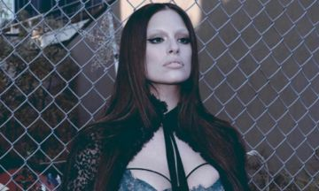 Ashley Graham Redefines Gothic Glamour In NSFW Photoshoot For V Magazine | The Huffington Post
