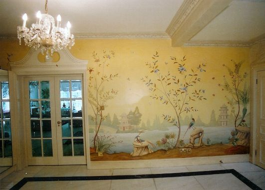 80 best Mural wall art images on Pinterest   Murals, Wall murals and ...