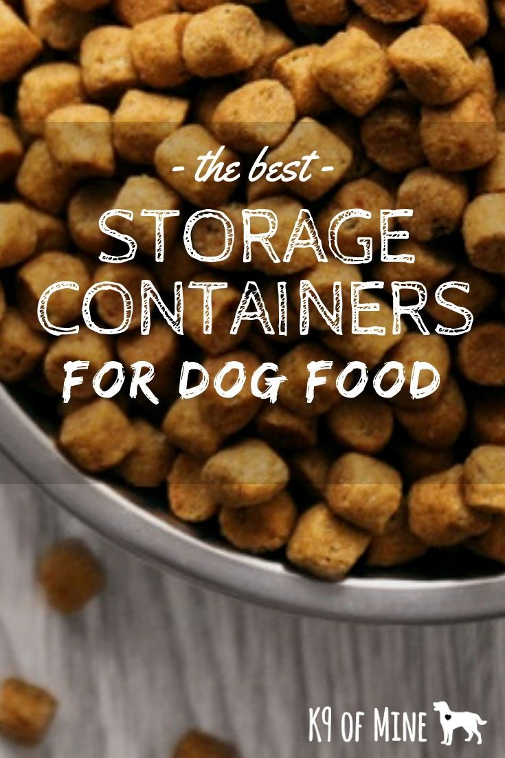 9 Best Dog Food Storage Containers 2020 Keeping Fido S Kibble