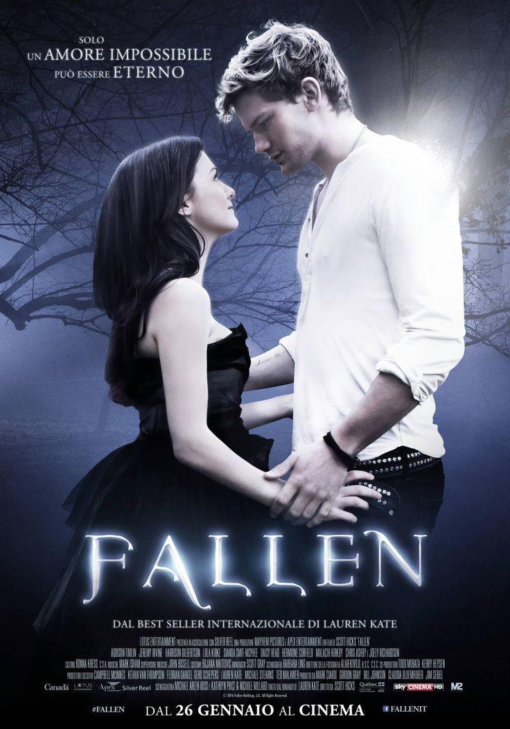 Recensione del film Fallen tratto dall'omonimo libro di Lauren Kate