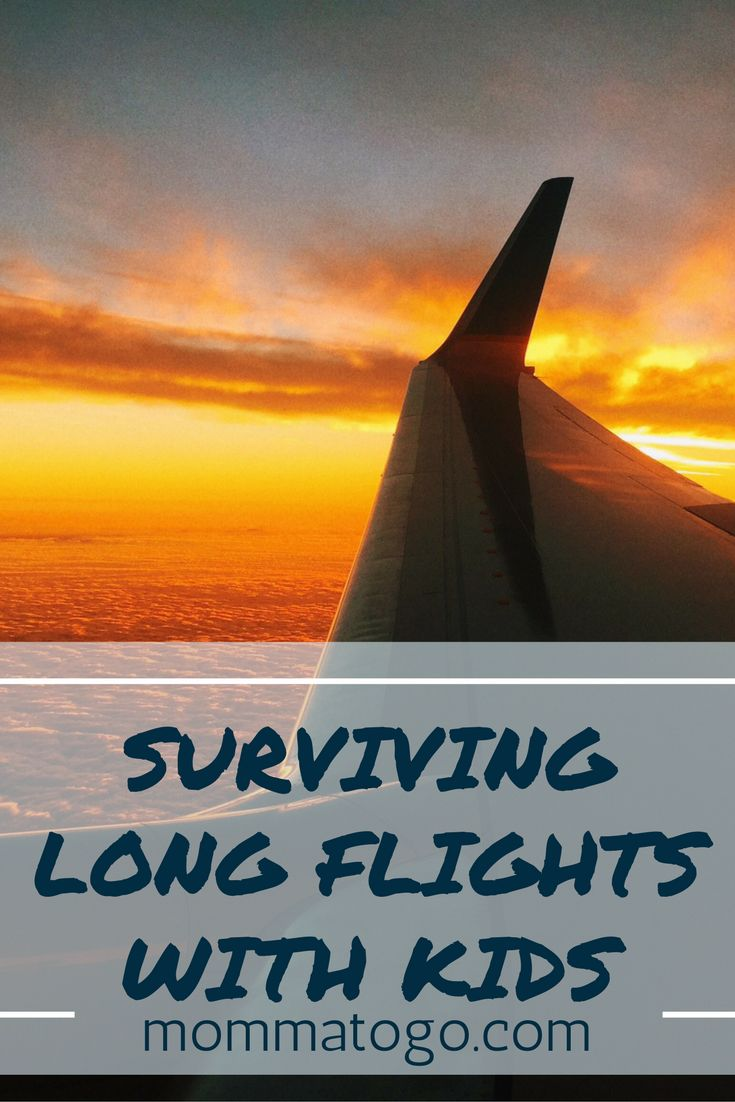 Best tips for surviving a long flight with children. #travel #tips http://www.mommatogo.com