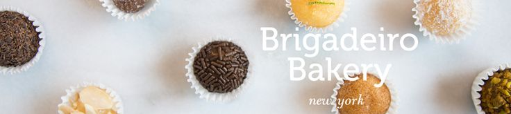 Brigadeiro seems like an interesting way to be creative with desserts but have something that will hold a while.  Could sell them to go in nice boxes.  This place charges a fortune!