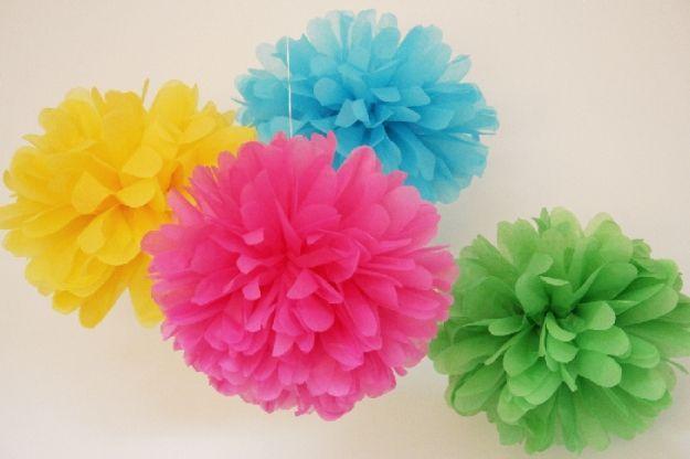 Vamos, Bonitas! | Blog de Maquiagem, Cabelo e tudo sobre o Universo Feminino!: Passo a passo: Flores de papel.