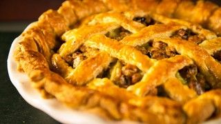 Green Tomato Pie Recipe | The Chew - ABC.com