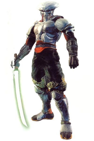 yoshimitsu from tekken | Yoshimitsu Tekken Tag Tournament picture | Fighting Connection