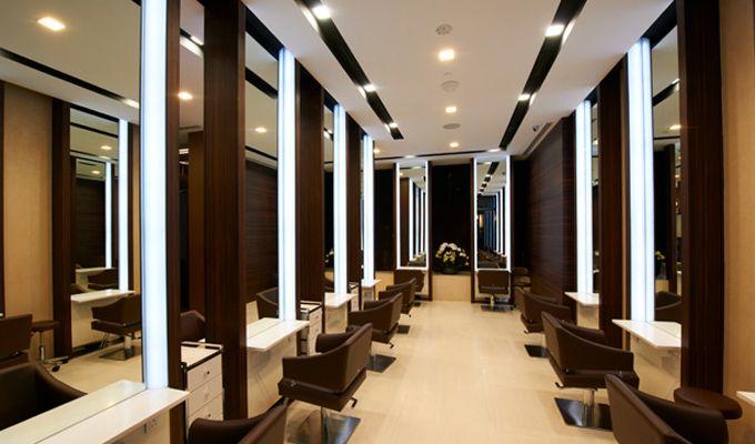 14 best hi tech hair salons images on pinterest salon ideas hair salons and salon interior design. Black Bedroom Furniture Sets. Home Design Ideas