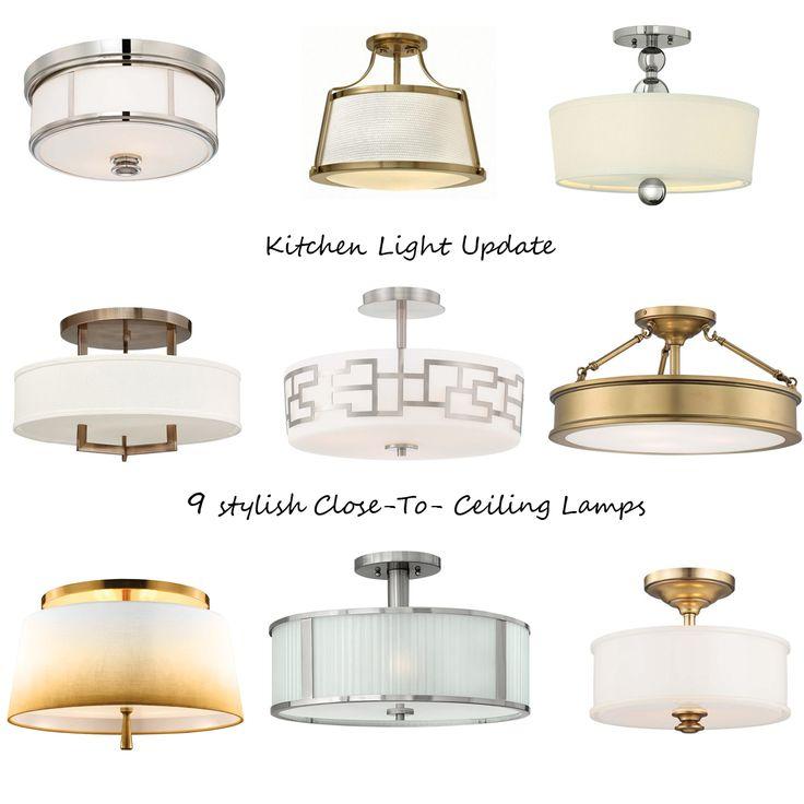 91 Best Ceiling Lights Images On Pinterest