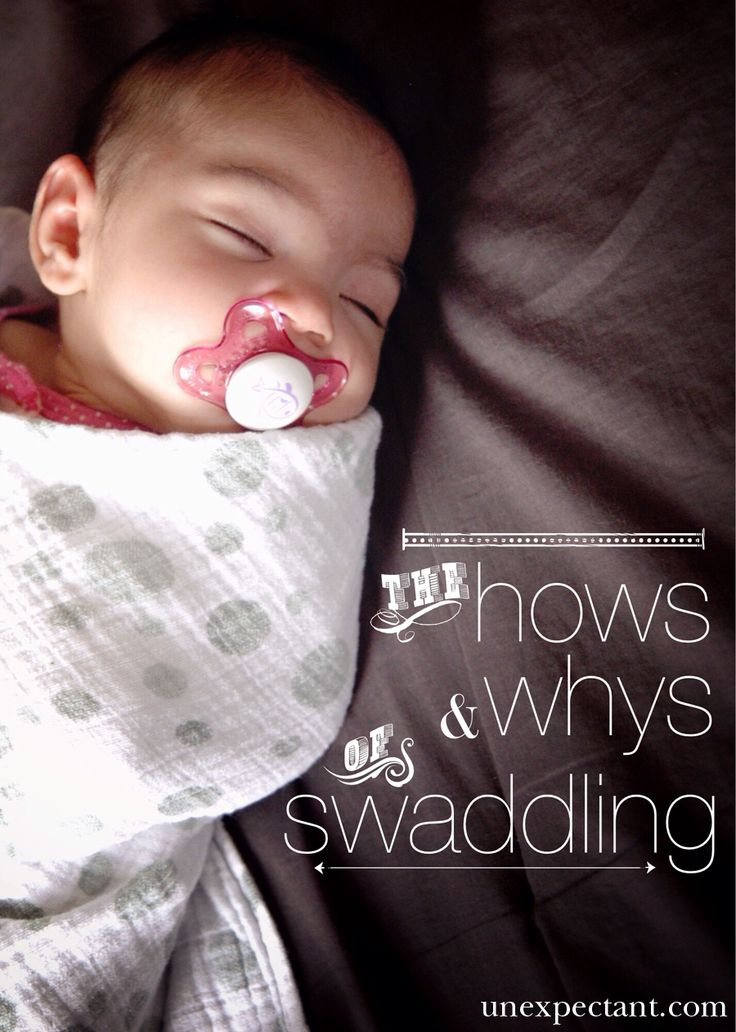 How To Swaddle A Baby Step By Step Guide With Pictures