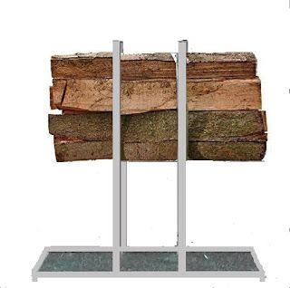 Log Saw Horse Drill Grape Electric Grape Crusher Log Splitter Cone Log Holder for Chainsaw Cutting: THE FIREWOOD CUTTING HOLDER for CHAINSAW