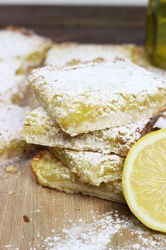 Lemon Coconut Bars.  These taste like summer on a plate! | spiced