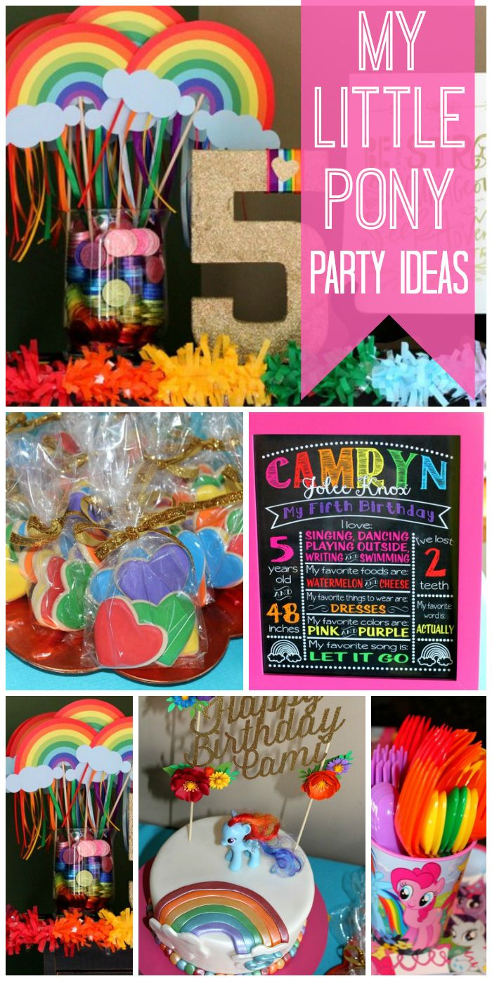 This My Little Pony Rainbow Dash girl birthday party is just incredible!  See more party ideas at CatchMyParty.com!