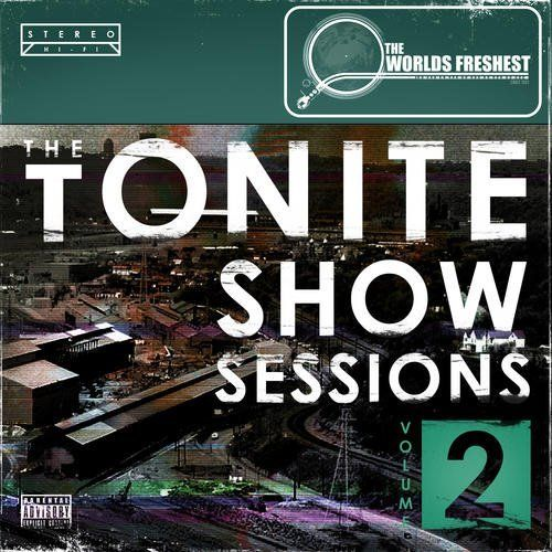 Various - The Tonite Show Sessions Volume 2