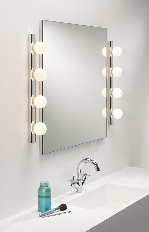 best bathroom mirror lighting. Cabaret   Wall Light. Bathroom Mirror Best Lighting