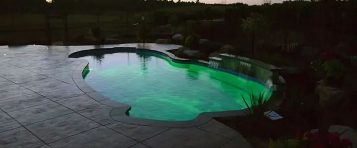 Dolphin I Fiberglass Pools for sale New Jersey: Dolphin Industries