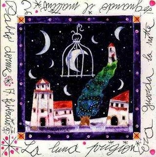 La luna prigioniera - Francesco Musante