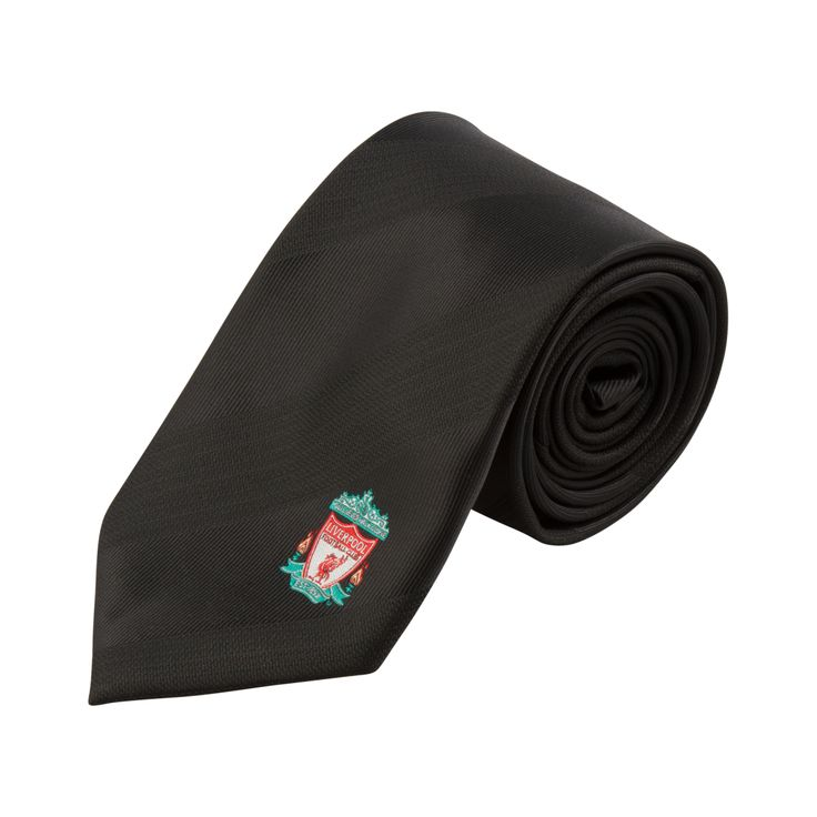LFC Full Contrast Stripe Tie | Gifts | Liverpool FC Official Store
