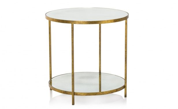 Coco Republic Jonathan Round Side Table