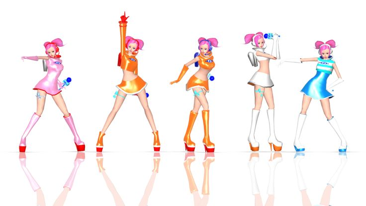 Ulala's MMD! ^_^ Love It!