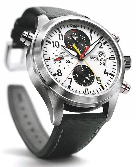 Top Gun Automatic Chronograph Watch, A Limited Edition For the German National Football Team