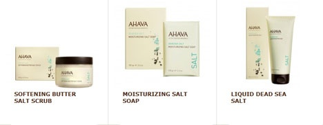 AHAVA Dead Sea Salt