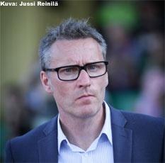 Head coach Sixten Boström, HJK
