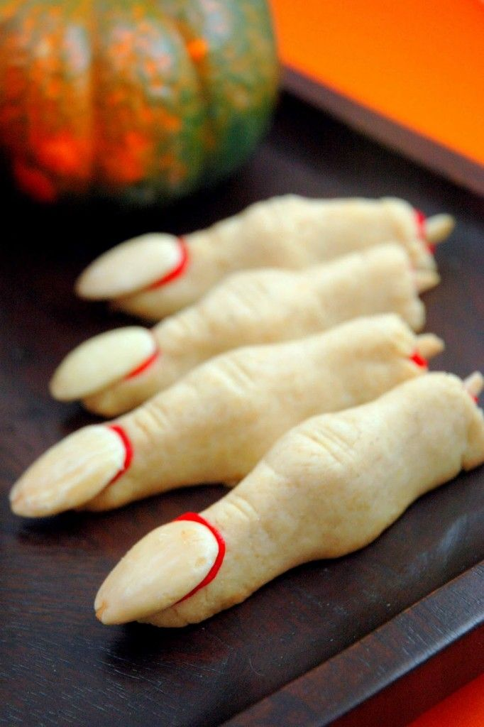a dash of compassion halloween finger food - Gory Halloween Food Ideas