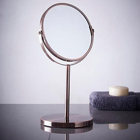 Rodica Copper Bathroom Accessories #kaleidoscope #home #trend