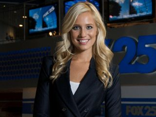 Kristine Leahy Sports Anchor Reporter