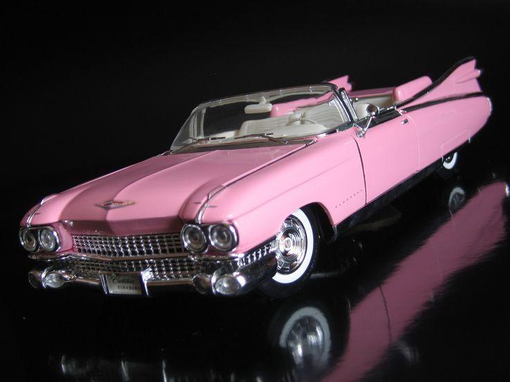 1959 Cadillac Eldorado PINK                                                                                                                                                                                 Plus