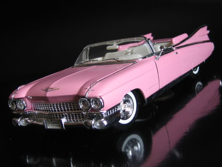 1959 Cadillac Eldorado PINK