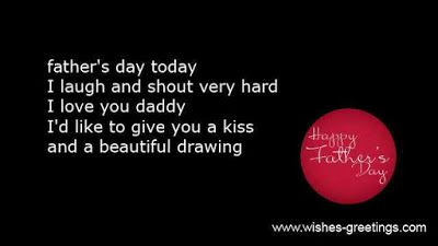 happy fathers day quote from daughter