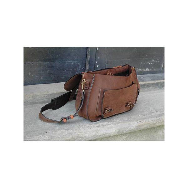 PRODUKTY :: ŽENY :: DOPLNKY :: TAŠKY A KABELKY :: Kabelky na rameno :: Messenger brązowy rozmiar S / plecak - DESIGN FORUM SHOP - Dizajn vyrobený s láskou