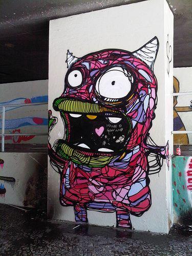 Rafo Castro. street art 000