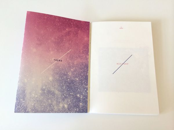 Out There by Adela Kang, via Behance