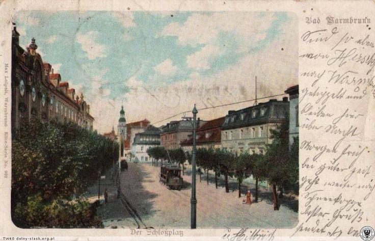 15252573_1901515923415112_8338874839876352981_o.jpg (1243×800)  Cieplice Plac Piastowski rok 1899.
