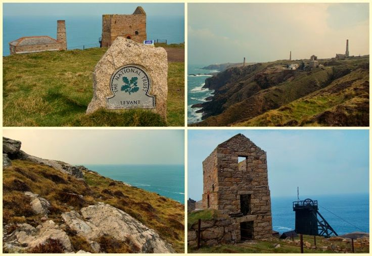 Levant Mine A Poldark Filming Location - acornishmum.com Cornwall
