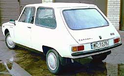 1967 FSO Syrena 110