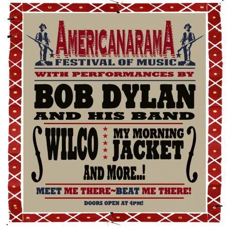 Bob Dylan, Wilco, My Morning Jacket Tour Dates